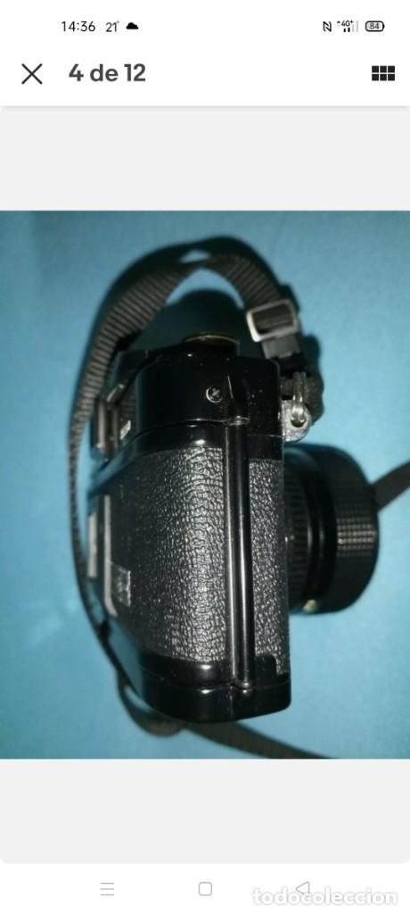 Cámara de fotos: Canon A1 + 3 objetivos originales + flhas + data - Foto 8 - 255395140