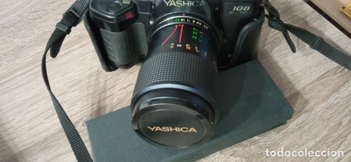 Cámara de fotos: cámara fotográfica 108 yashica multiprogram kyocera japón completa - Foto 2 - 256163025