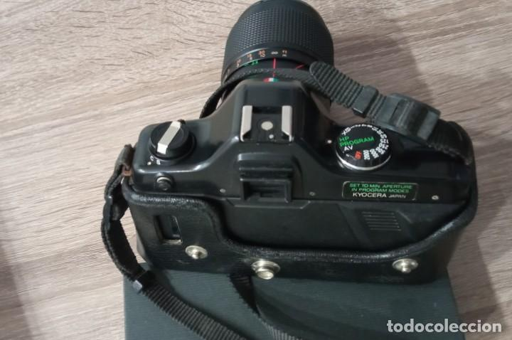 Cámara de fotos: cámara fotográfica 108 yashica multiprogram kyocera japón completa - Foto 3 - 256163025