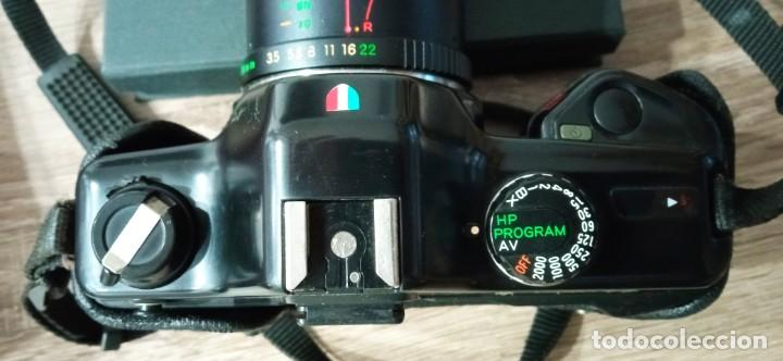 Cámara de fotos: cámara fotográfica 108 yashica multiprogram kyocera japón completa - Foto 4 - 256163025