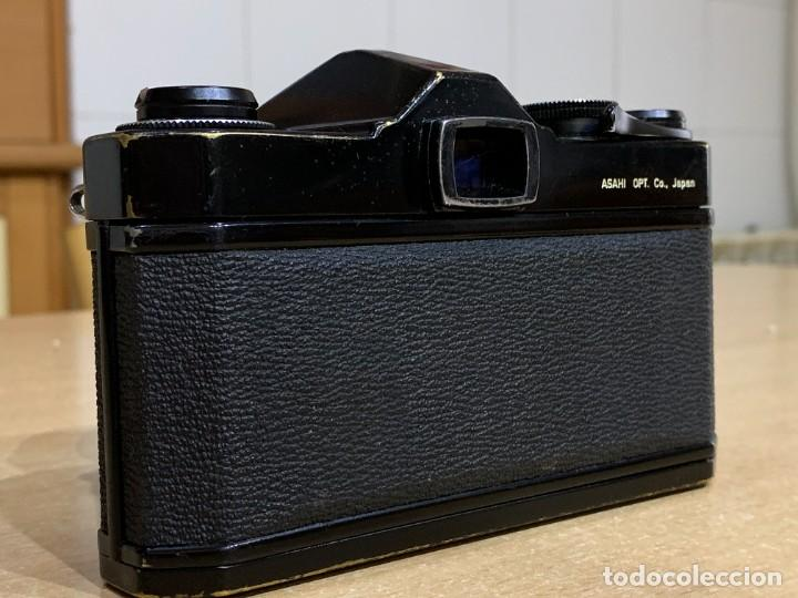 Cámara de fotos: ASAHI PENTAX SPOTMATIC SP CON TAKUMAR 50MM 1.4 - Foto 4 - 257429355