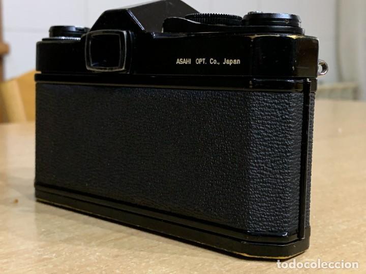 Cámara de fotos: ASAHI PENTAX SPOTMATIC SP CON TAKUMAR 50MM 1.4 - Foto 5 - 257429355