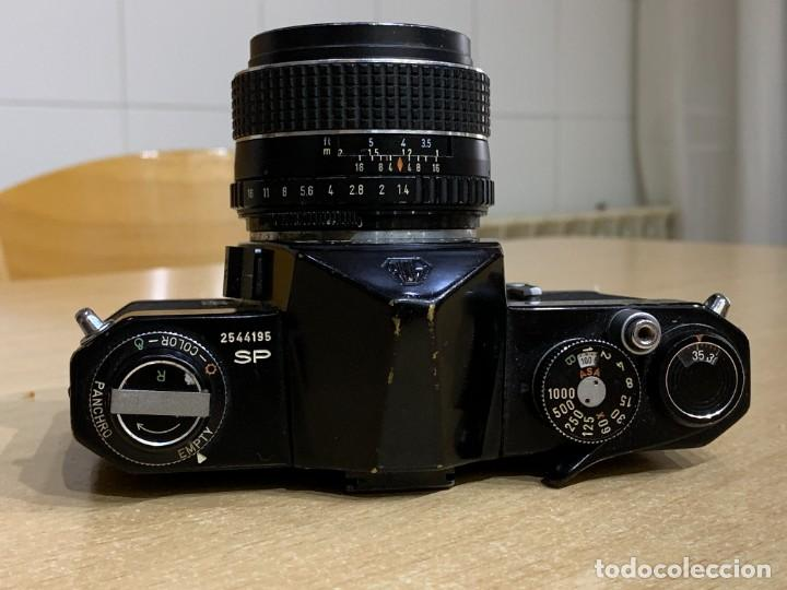 Cámara de fotos: ASAHI PENTAX SPOTMATIC SP CON TAKUMAR 50MM 1.4 - Foto 6 - 257429355