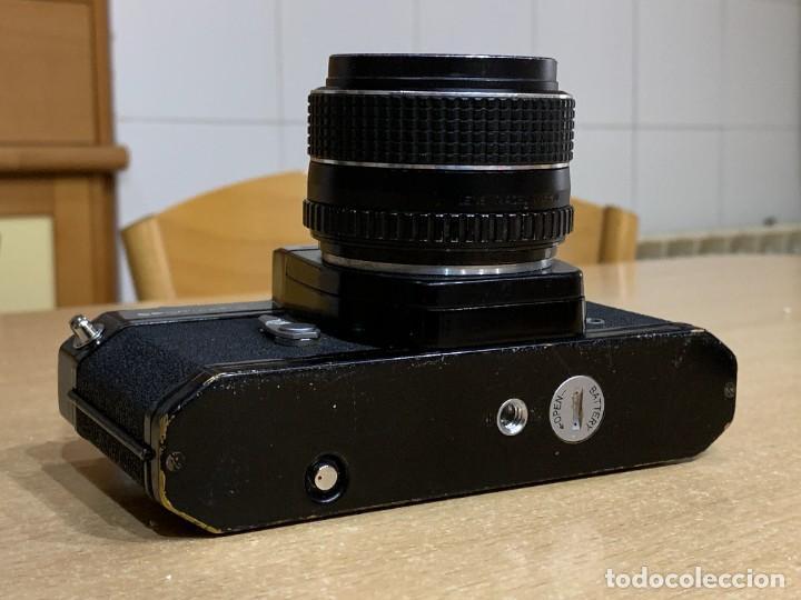 Cámara de fotos: ASAHI PENTAX SPOTMATIC SP CON TAKUMAR 50MM 1.4 - Foto 7 - 257429355