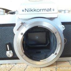 Cámara de fotos: ANTIGUA CAMARA DE FOTOS NIKKOMAT FT2 (1975-1978) FUNCIONA CORRECTAMENTE - EN BUEN ESTADO. Lote 262973695