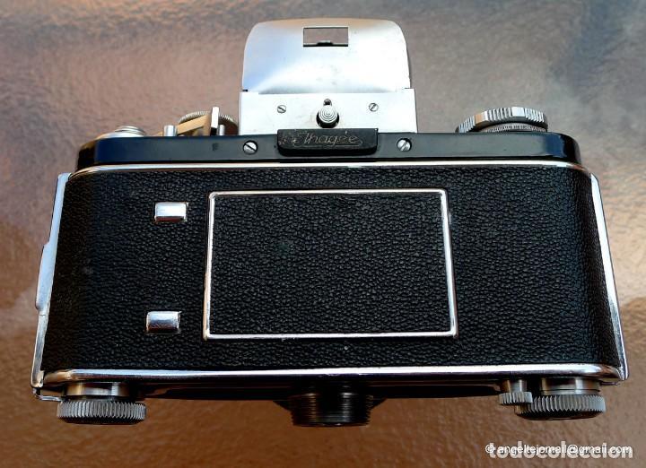 Cámara de fotos: EXAKTA VAREX CLÁSICA CON 35 MM MACRO.Mod. VX IIa + zoom 90-190 - Foto 12 - 252490080