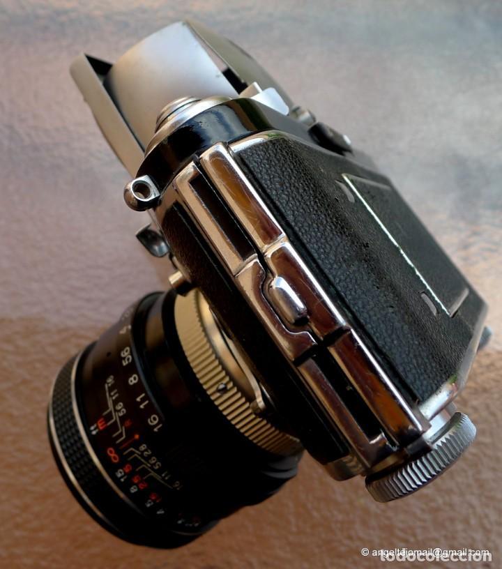 Cámara de fotos: EXAKTA VAREX CLÁSICA CON 35 MM MACRO.Mod. VX IIa + zoom 90-190 - Foto 13 - 252490080