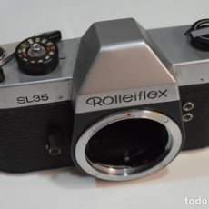 Cámara de fotos: ROLLEIFLEX SL35.OBTURADOR BLOQUEADO.. Lote 267229734