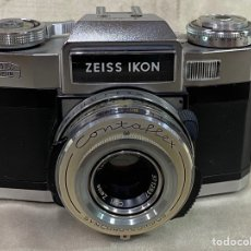 Cámara de fotos: ZEISS IKON CONTAFLEX. Lote 268252874