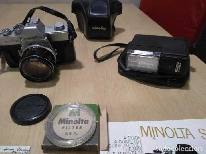 Cámara de fotos: Cámara fotográfica.Minolta SRT 101 - Foto 8 - 287847293