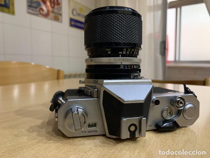 Cámara de fotos: NIKKORMAT FT2 CON ZOOM 43 - 86 3.5 - Foto 4 - 269038068