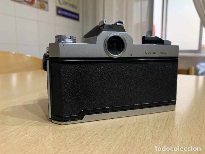 Cámara de fotos: NIKKORMAT FT2 CON ZOOM 43 - 86 3.5 - Foto 5 - 269038068