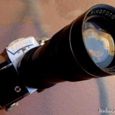 Cámara de fotos: EXAKTA VAREX IIA CON ZOOM 90 190.. Lote 269270688