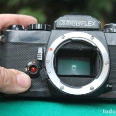 Cámara de fotos: CÁMARA CHINON (REVUEFLEX) (BAYONETA PENTAX K). Lote 270861583