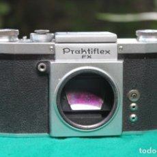 Cámara de fotos: CUERPO PRAKTIFLEX FX. Lote 270863978