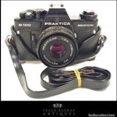 Fotocamere: CÁMARA PRAKTICA B100 ELECTRONIC ALEMANA - ENVÍO GRATIS PENÍNSULA. Lote 272046743