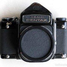 Fotocamere: CUERPO DE CAMARA SLR DE MEDIO FORMATO ASAHI PENTAX 6X7. Lote 274597308