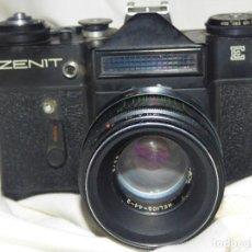Cámara de fotos: CAMARA DE FOTOS,ZENIT- E.. Lote 275146083