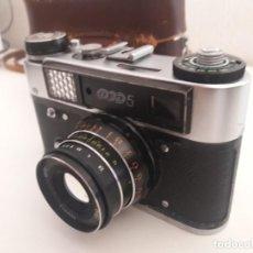 Cámara de fotos: CAMARA DE FOTOS FED 5-URSS. Lote 275515613