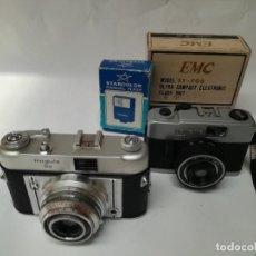 Câmaras de fotos: MAQUINA DE FOTOGRAFÍA REGULA Y BEIRETTE. Lote 276151958