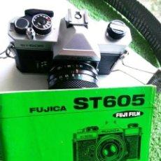 Cámara de fotos: CÁMARA FOTOGRÁFICA FUJICA ST 605 ANALÓGICA. Lote 276532138