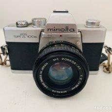 Cámara de fotos: MINOLTA SRT 100B. Lote 278480308