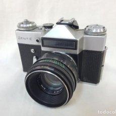 Cámara de fotos: ZENIT E. 1969.. Lote 278762168