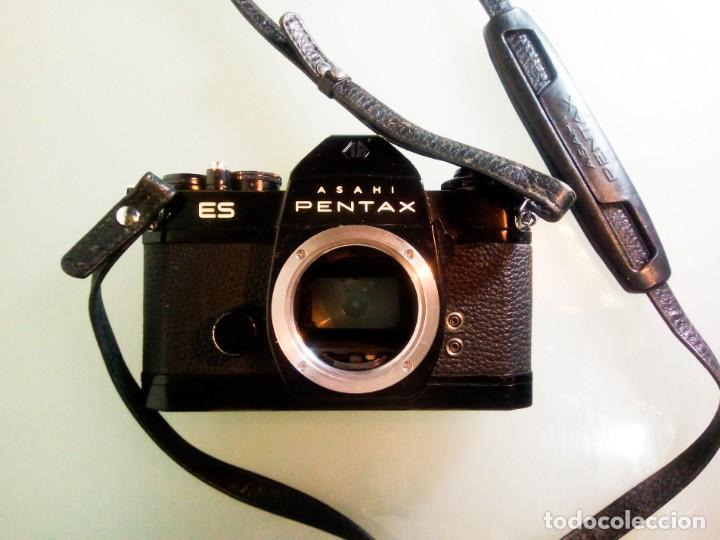 Cámara de fotos: SISTEMA FOTOGRÁFICO 35mm ASAHI PENTAX PARA MICROSCOPIO - Foto 3 - 279651523