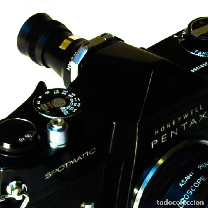 Cámara de fotos: SISTEMA FOTOGRÁFICO 35mm ASAHI PENTAX PARA MICROSCOPIO - Foto 8 - 279651523
