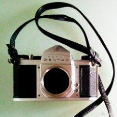 Cámara de fotos: CÁMARA FOTOGRÁFICA ASAHI PENTAX S1 / SLR REFLEX 35MM VINTAGE / DE 1957 A 1960. Lote 282980428