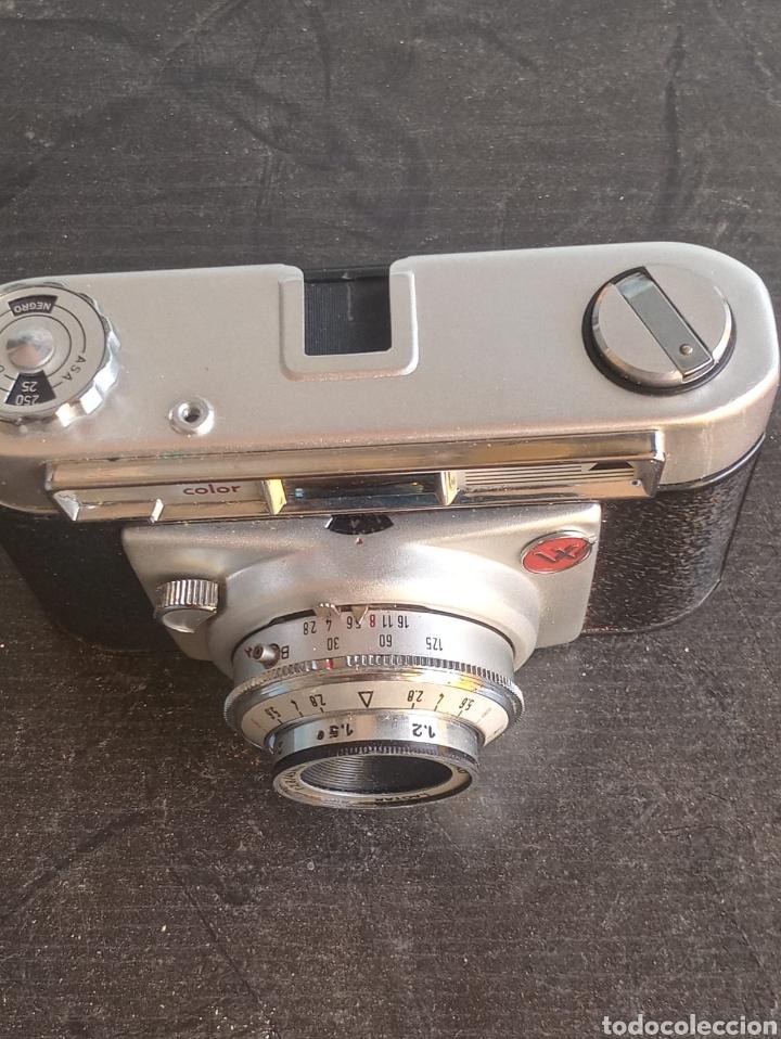 Cámara de fotos: Cámara werlisa color flash 1:2,8 45 mm con funda - Foto 6 - 283469428