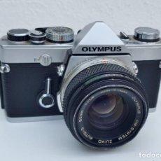 Fotocamere: OLYMPUS OM-1N - OBJETIVO - 50 MM / 1.8. Lote 283627333