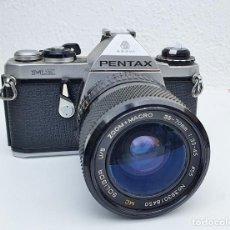 Cámara de fotos: PENTAX ME - OBJETIVO SOLIGOR 35-70 MM / 3.5-4.5. Lote 283633138