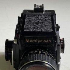 Fotocamere: CÁMARA FOTOGRÁFICA PROFESIONAL MAMIYA M 645 1000S - FABRICADA EN JAPÓN - ÓPTICA MAMIYA SEKOR. Lote 283736878