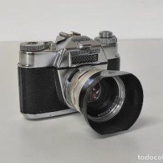 Cámara de fotos: CÁMARA FOTOGRÁFICA VOIGTLANDER BESSAMATIC - EN EXCELENTE ESTADO - AÑOS 50. Lote 285442483