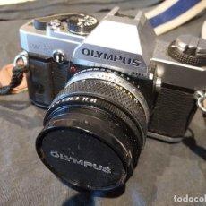 Fotocamere: CAMARA FOTOGRAFICA OLYMPUS OM20. Lote 285746163