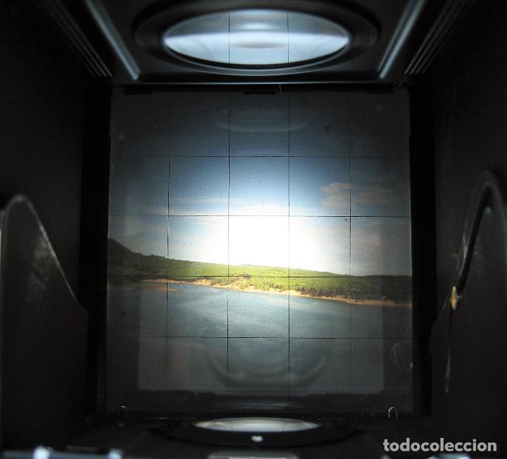 Cámara de fotos: CAMARA ROLLEIFLEX DBP DBGM EN PERFECTO ESTADO SIN USO, SALE DE COLECCIÓN PRIVADA. CON PROTECTORES - Foto 14 - 286706603