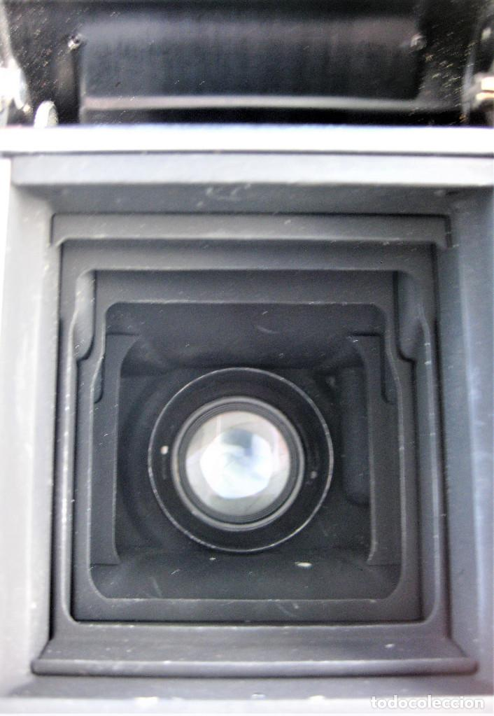Cámara de fotos: CAMARA ROLLEIFLEX DBP DBGM EN PERFECTO ESTADO SIN USO, SALE DE COLECCIÓN PRIVADA. CON PROTECTORES - Foto 23 - 286706603