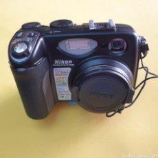 Cámara de fotos: CAMERA NIKON COOLPIX 5400. Lote 287695473