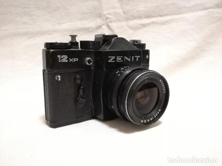 CAMARA FOTOGRAFICA ZENIT 12XP (SIN PROBRAR) (Cámaras Fotográficas - Réflex (no autofoco))