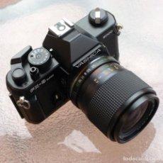 Cámara de fotos: YASHICA FX3 SUPER 2000.CON YASHICA 35. 70. Lote 288536538