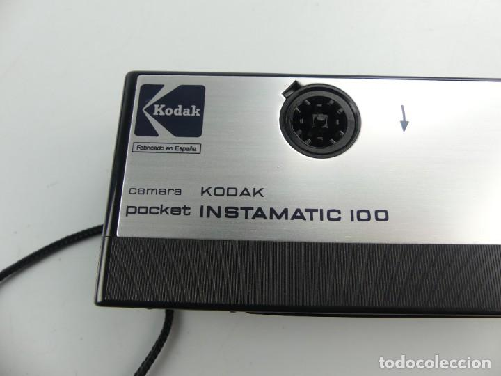 Cámara de fotos: CAMARA KODAK INSTAMATIC 100 - Foto 4 - 288933938