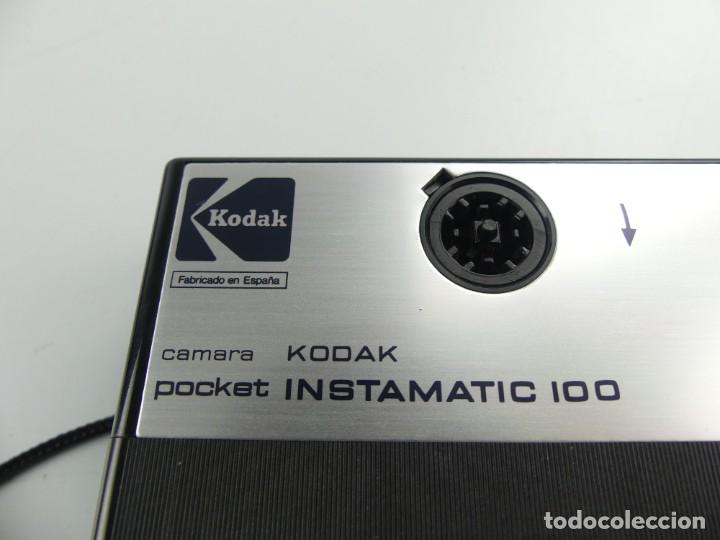 Cámara de fotos: CAMARA KODAK INSTAMATIC 100 - Foto 5 - 288933938