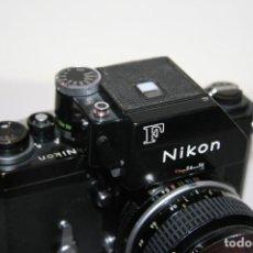 Cámara de fotos: NIKON FTN CON 28MM 3,5. Lote 289240898