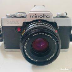 Câmaras de fotos: MINOLTA XG 1. Lote 289790618