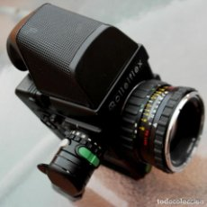 Cámara de fotos: ROLLEIFLEX 6008 PROFESSIONAL SRC 1000 COMPLETE OUTFIT.(3 OBJETIVOS Y MUCHO MAS....). Lote 290996313
