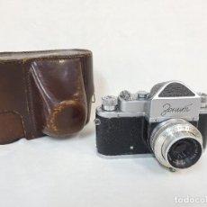 Cámara de fotos: KRASNOGORSK ZENIT, 1953.. Lote 291992963