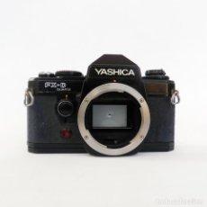 Cámara de fotos: CUERPO CAMARA YASHICA FX-D QUARTZ A CARRETE. Lote 292085603