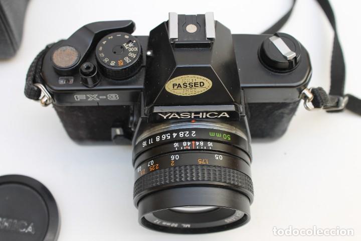 Cámara de fotos: CAMARA FOTOGRAFICA YASHICA , FX-3 - Foto 4 - 293661633
