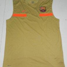 Coleccionismo deportivo: CAMISETA DE BALONCESTO DEL BARCELONA F.C., TALLA L, BASKET, BASQUET, , SIN USO. . Lote 30080170
